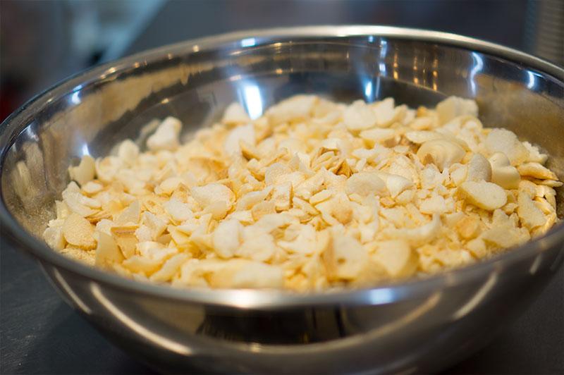 小麦粉の秘密 「グルテン」