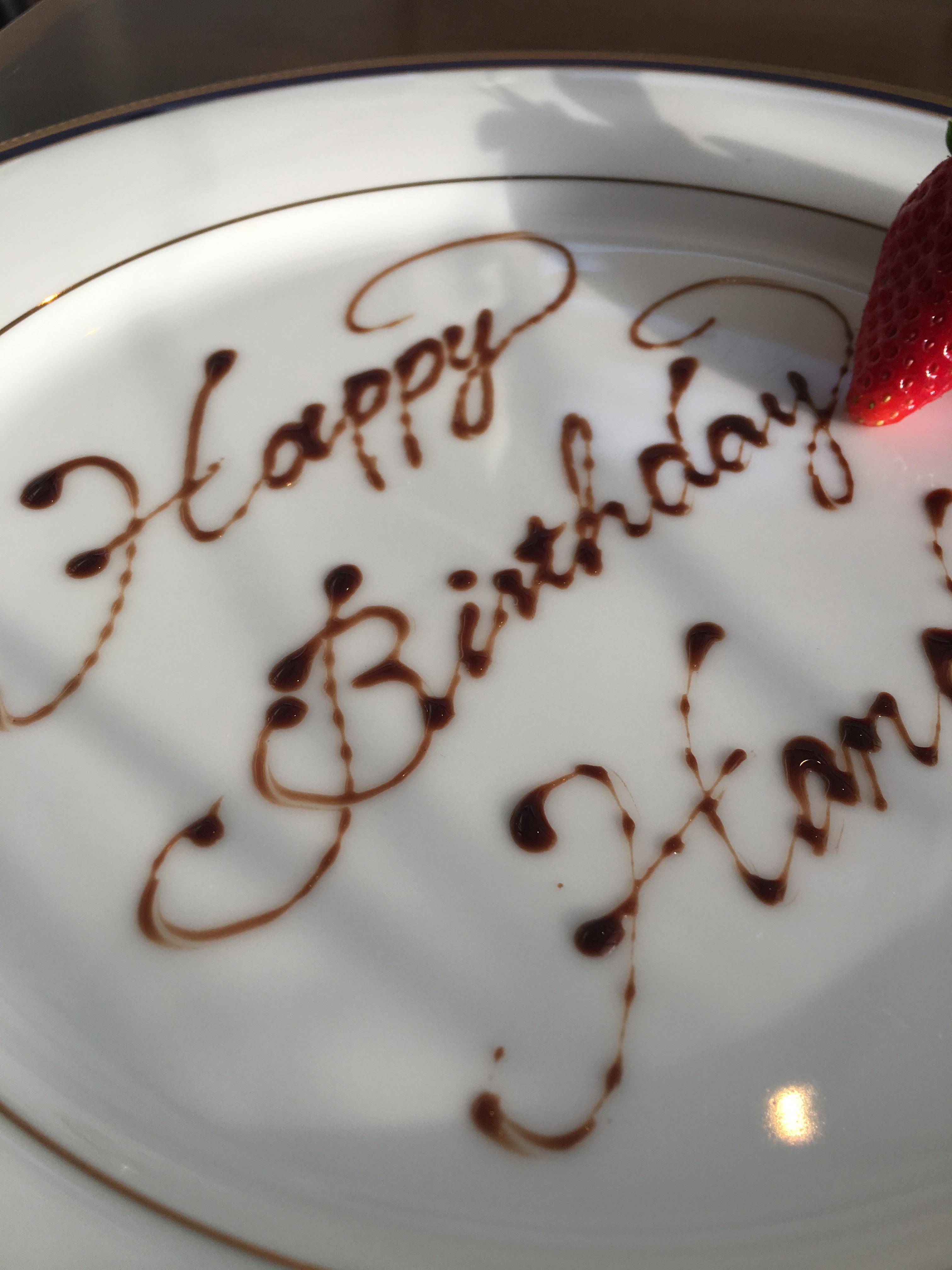 お誕生日、お祝い、記念日などに