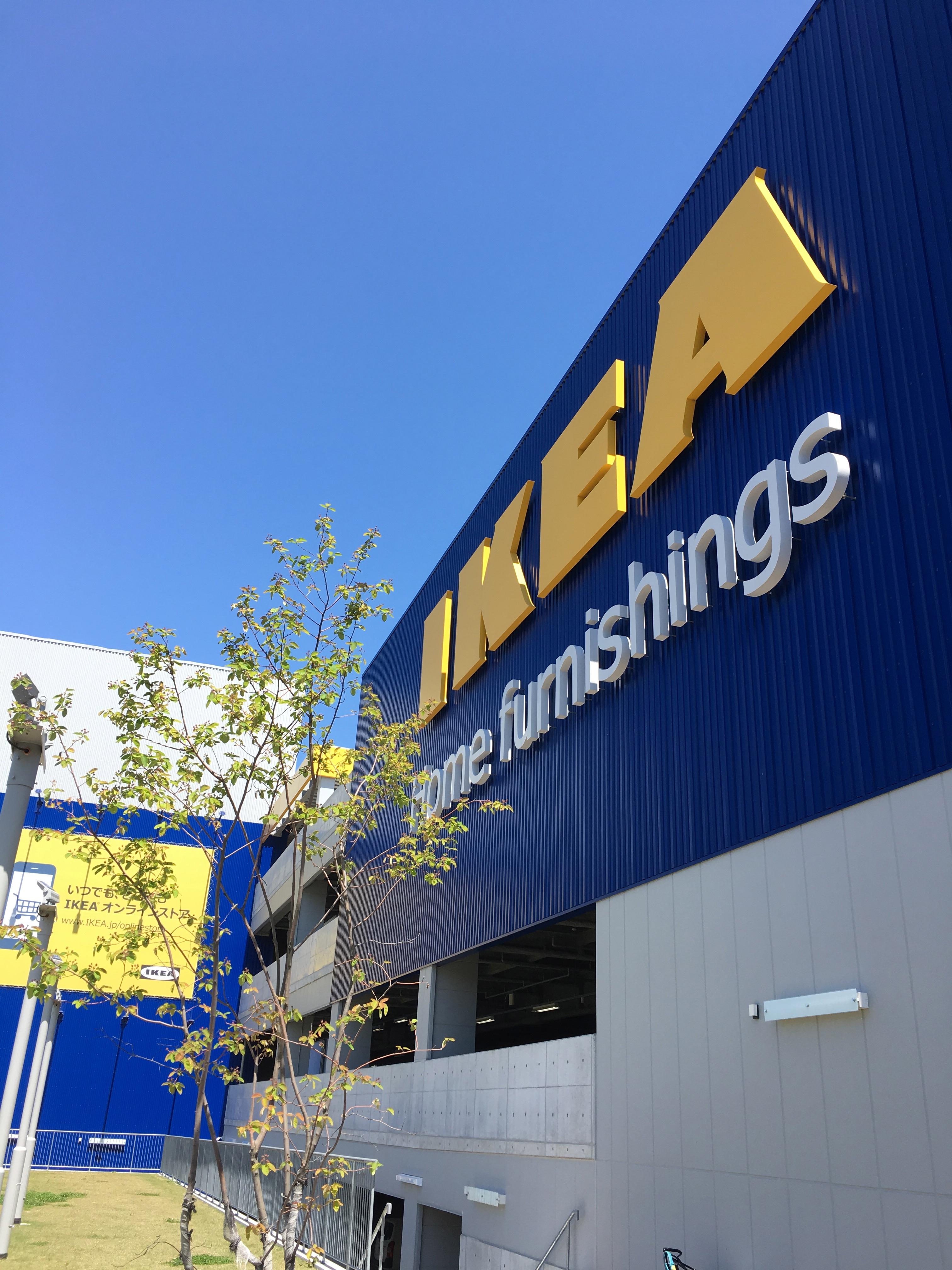 IKEAに行きました!