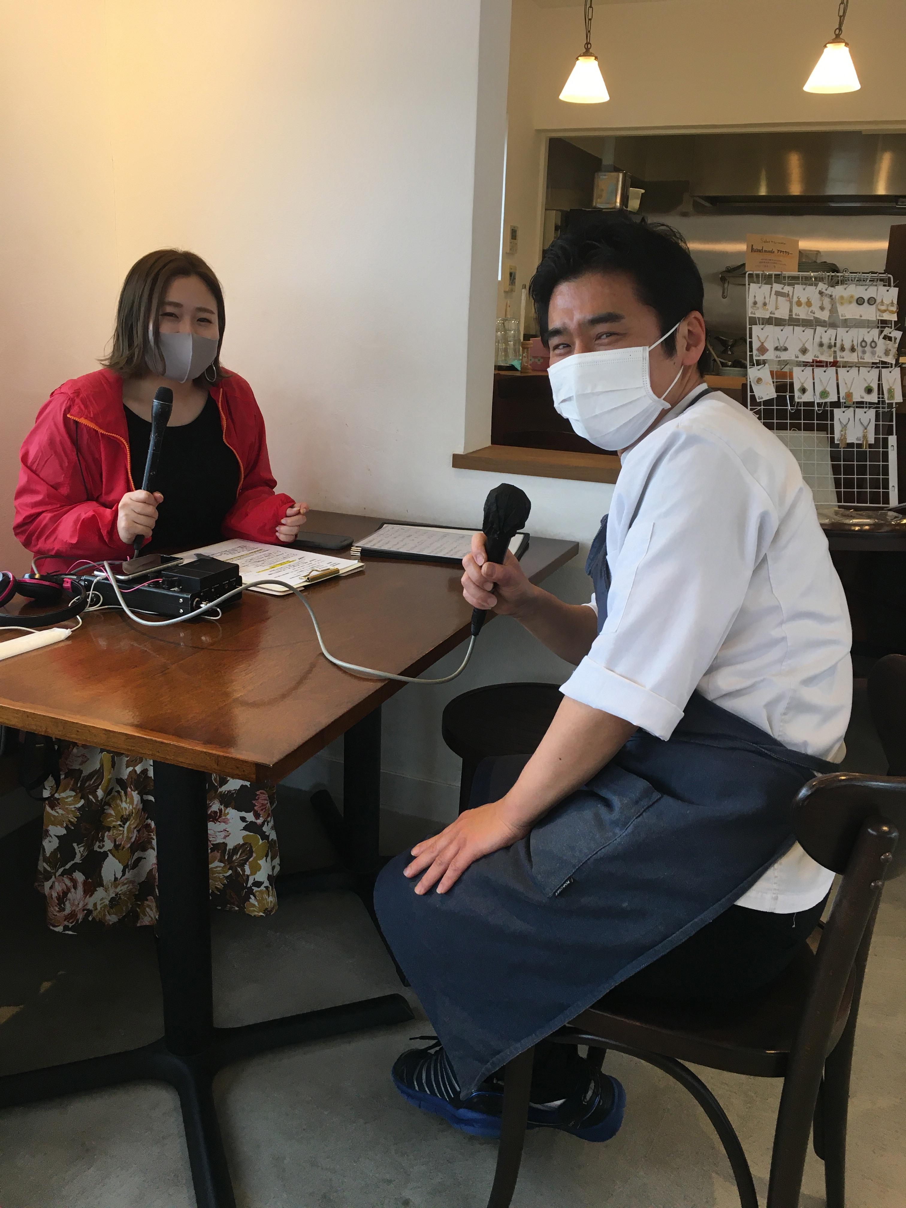 Pitch FM(ピッチエフエム)さん Pitch HAPPY 市場(ピッチ・ハッピー・マーケット)に生出演!
